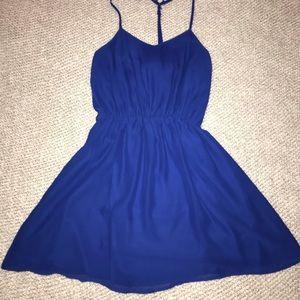 Cobalt blue sundress 💙